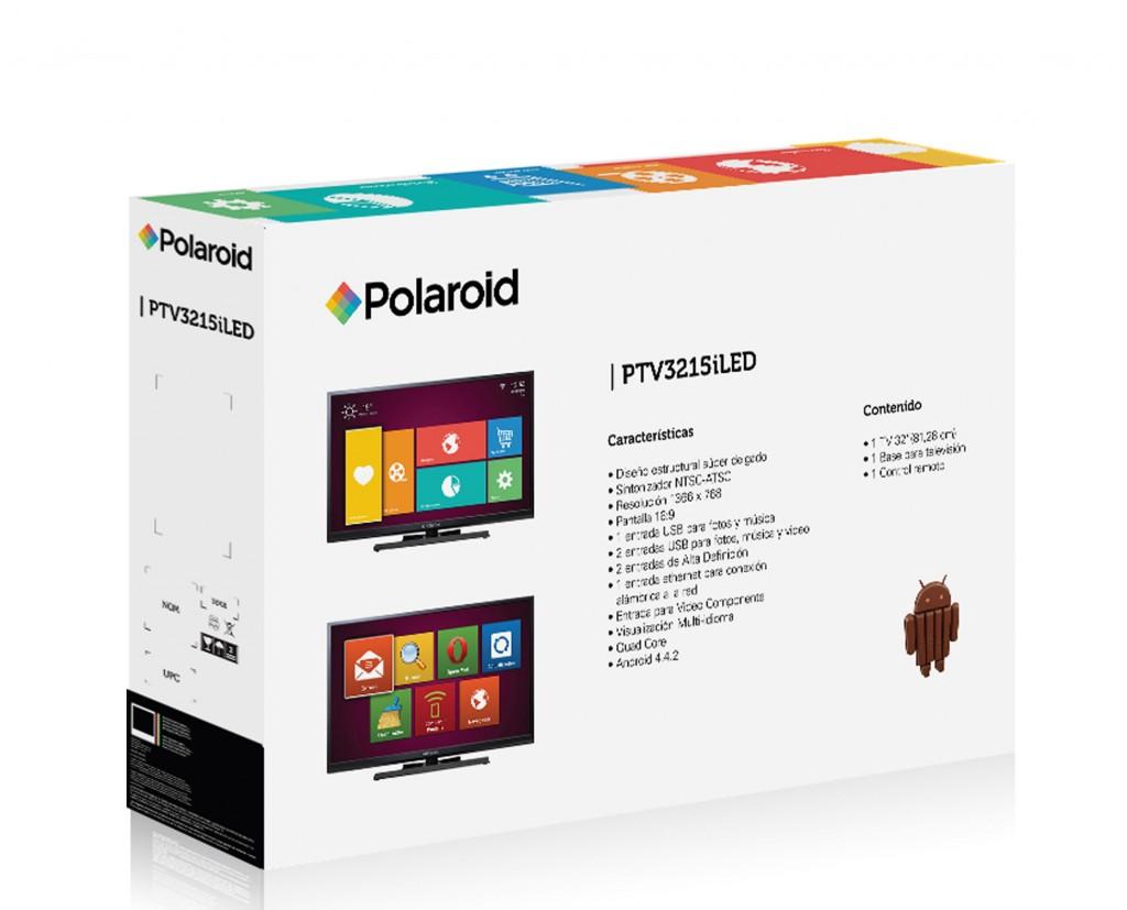 Televisión Polaroid PTV3215iLED – Polaroid